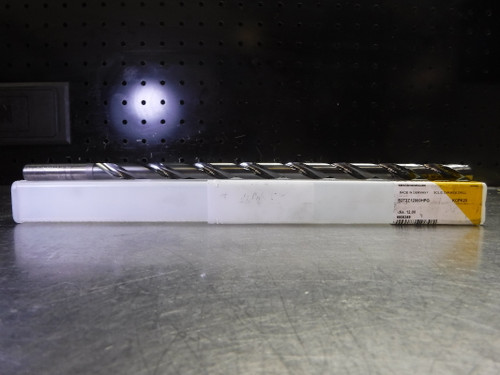 Kennametal 12mm Solid Carbide Drill 12mm Shank B272Z12000HPG KCPK20 (LOC973D)