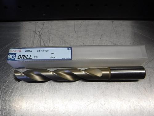 Nachi SGES 18mm HSS Drill 20mm Shank SGES 18.0 L7570P (LOC1368B)
