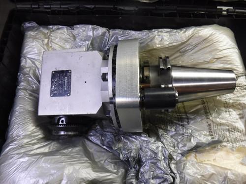 Lyndex-Nikken CAT50 ER32 Right Angle Head C50 RAM-MI50-180-80 FP (LOC2002B)