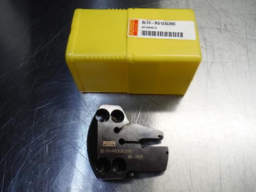 Sandvik Indexable Grooving Head SL70-RG123L09C (LOC1421B)