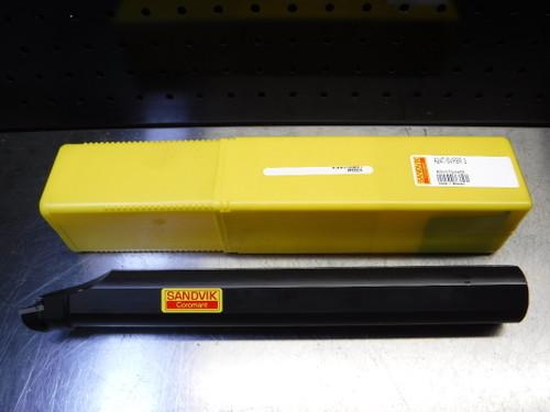 "Sandvik 1.9410"" Indexable Boring Bar 1.5"" Shank 12 OAL A24T-SVPBR 3 (LOC2536)"