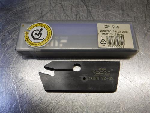 "Iscar .252"" Indexable Cutoff / Parting Tool CGHN 32-6M (LOC1876A)"
