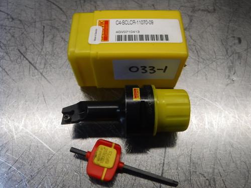Sandvik Capto C4 CoroTurn Indexable Turning Head C4-SCLCR-11070-09 (LOC2866A)