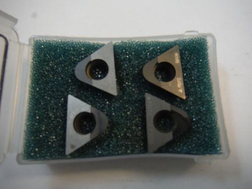 Futuretech PCD Tipped Carbide Inserts Qty4 TPMW 32 58 D01 (LOC564)