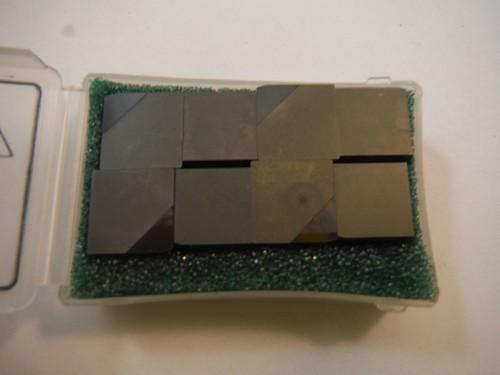 Futuretech PCD Tipped Carbide Inserts Qty16 Large Tip SPC 42 E D03 (LOC557)