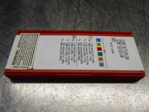 Sandvik Cermet Inserts QTY10 CCMT 09 T3 08-UM / CCMT3(2.5)2-UM 1525 (LOC970B)