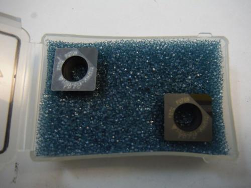 Futuretech PCD Tipped Carbide Inserts Qty2 SPMW 434 D01 (LOC564)