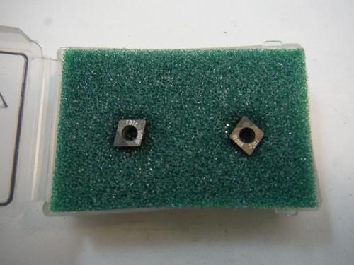 Futuretech PCD Tipped Carbide Inserts Qty2 CPMW 05 02 04 D01 (LOC565)