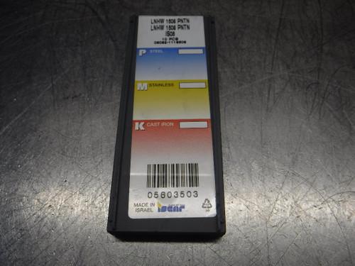 Iscar Ceramic Milling Inserts QTY10 LNHW 1506 PNTN IS08 (LOC827)