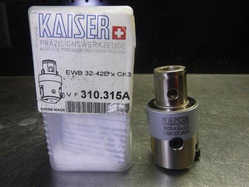 Kaiser KAB3 Auto Balance Finish Boring Head 10.310.315A (LOC2801B)