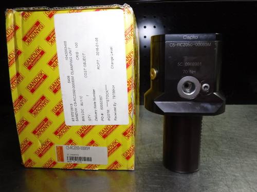 Sandvik VDI50 to Capto C5 Clamping Unit C5-RC2050-00085M (LOC2011B)