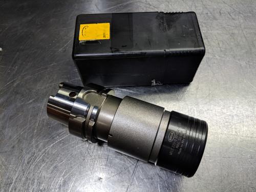 "BILZ #2 T/C Collet Chuck HSK-A 63 4"" Projection WFLC 220-0 IKP/HSK-A 63 (LOC252)"