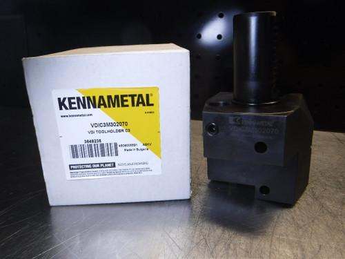 Kennametal VDI30 Clamping Unit VDIC3M302070 (LOC1925A)