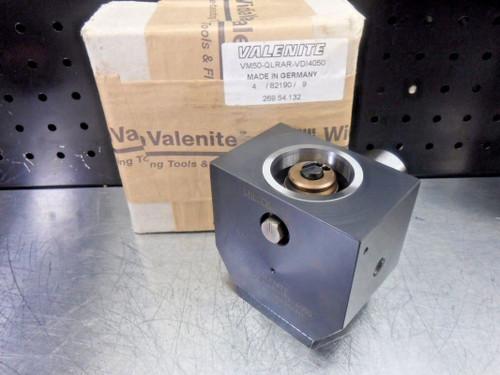 Valenite VM50 Clamping Unit VM50-QLRAR-VDI4050 (LOC1144A)