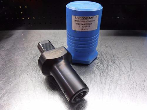 Valenite VDI40 to KM40 Clamping Unit VM40-QLNR-VDI40120 (LOC1079B)