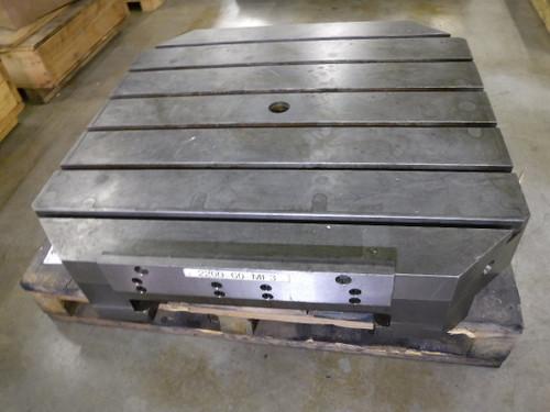 "Toyoda CNC Horizontal Machining Center Pallet Table 41.3"" x 41.3"" FA-1050 (STK)"