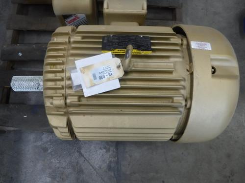 Baldor Reliance 3 Phase Super-E Motor 60HP 1780RPM EM4314T (STK)