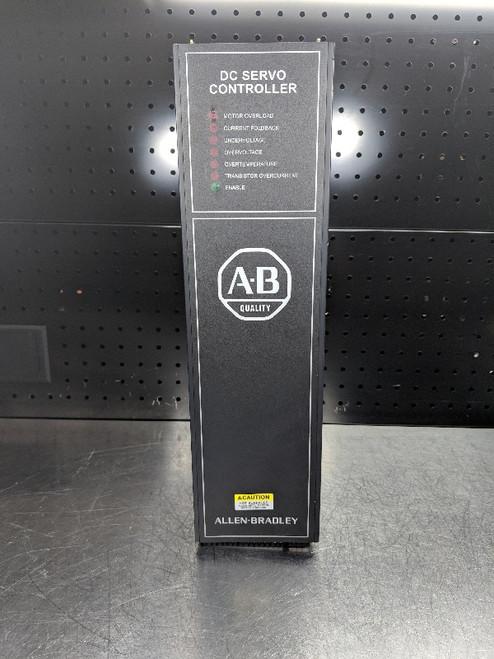 Allen-Bradley 150 Volts 40 Amps 3 KW DC Servo Controller 1355B-AV 40-D (LOC2474)