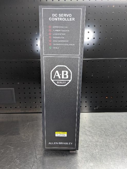 Allen-Bradley 150 Volts 40 Amps 3KW DC Servo Controller 1355B-AV 40-D (LOC2762A)