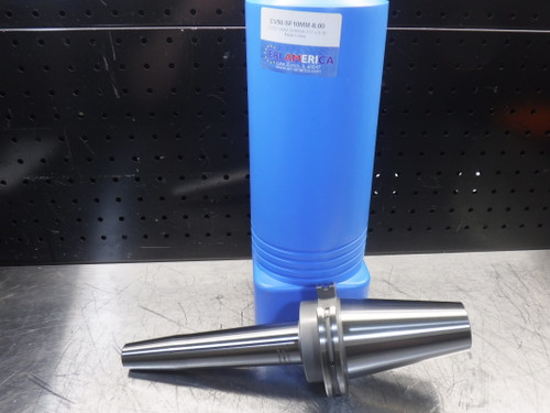"ERI America CAT50 10mm Shrink Fit 8"" Pro CV50-SF10MM-8.00 (LOC2874B)"