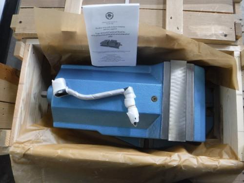 """Bison Standard Stationary Milling Machine Vise 10"""" 7-222-025 (LOCSTK)"""