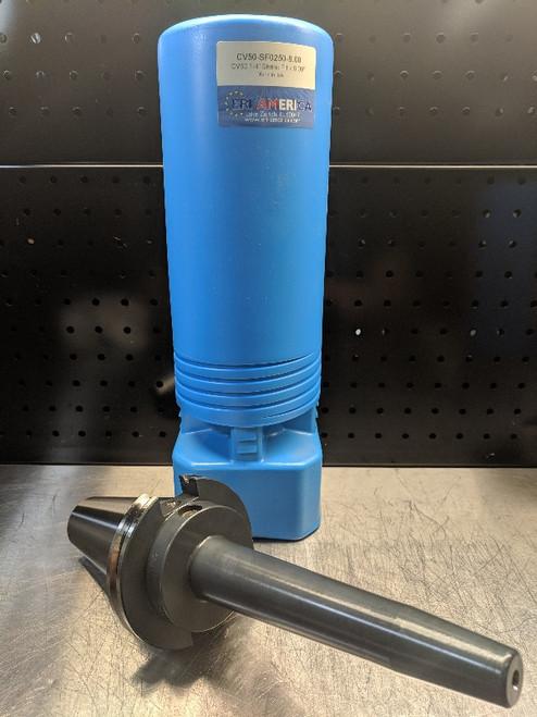 "ERI America CAT50 1/4"" Shrink Fit Tool Holder 8"" Pro CV50-SF0250-8.00 (LOC2403A)"