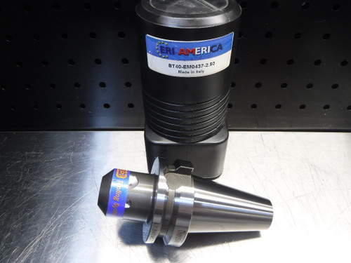 "ERI America BT40 7/16"" Endmill 2.5"" Pro BT40-EM0437-2.5 (LOC1828C)"
