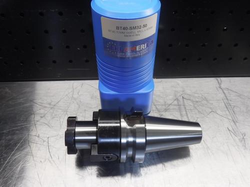 ERI America BT40 Facemill 32mm Arbor 50mm Projection BT40-SM32-50 (LOC2145B)