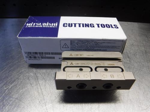 Mitsubishi Grooving Tool Holder GWTBNUS12-B26-C (LOC1117B)