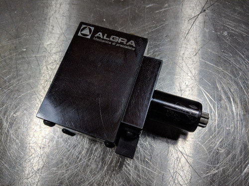Algra VDI30 Right Angle  ER25 Collet Chuck RRPPS 30121DS1 (LOC1308A)