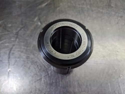 """Lyndex 1.5"""" Ultra-Lock Coolant Thru Milling Chuck UMC2000N-096 (LOC2664A)"""