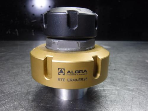 Algra ER40 to ER25 Collet Chuck Reducer RTE ER40-ER25 (LOC1571)