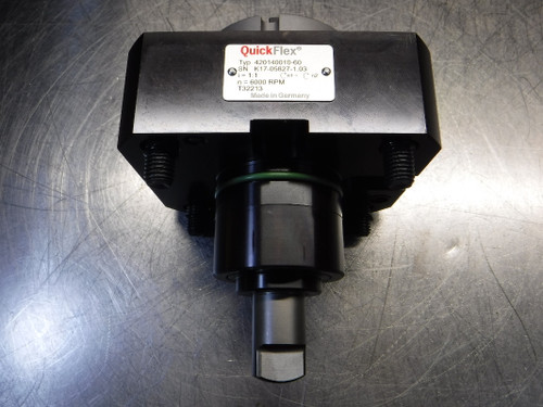 WTO BMT60 ER40 Live Tooling 420140010-60 (LOC1519)