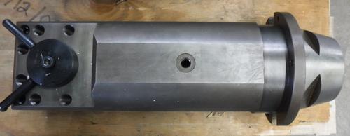 """Giddings & Lewis Davis 1.55"""" VTL Wedge Lock Lathe Tool Post M.1301.9685 (STK)"""