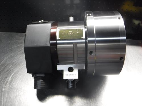 Bison Hydraulic Cylinder with Thru-Hole/High speed Chuck 1305-210/86-6 (LOC2829A)