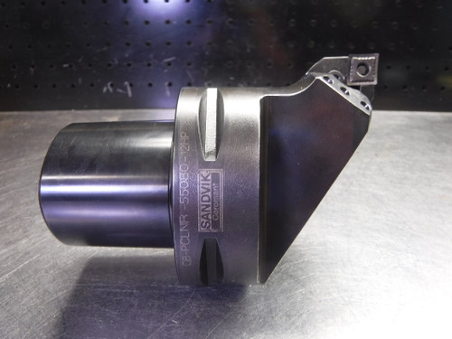 Sandvik Coromant Capto C8 Indexable Turning Head C8-PCLNR-55080-12HP (LOC1860B)