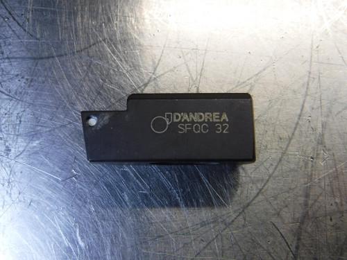 Ingersoll D'Andrea Insert Cartridge SFQC 32 (LOC2228B)