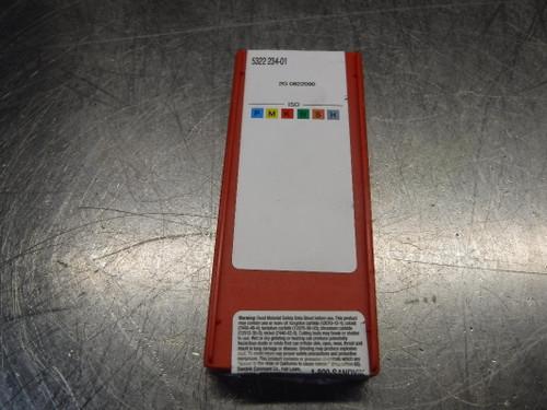 Sandvik Insert Shim / Seat QTY10 5322 234-01 (LOC1163D)