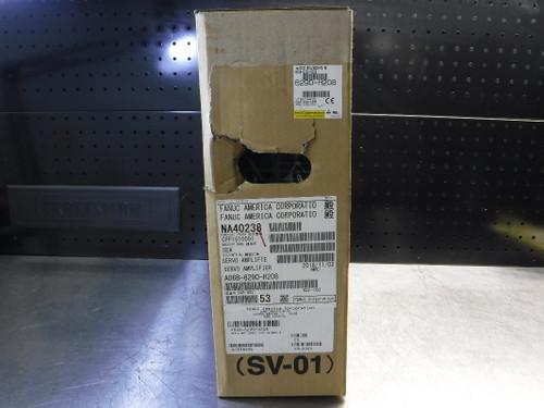 Fanuc Servo Amplifier A06B-6290-H208 (LOC2439)