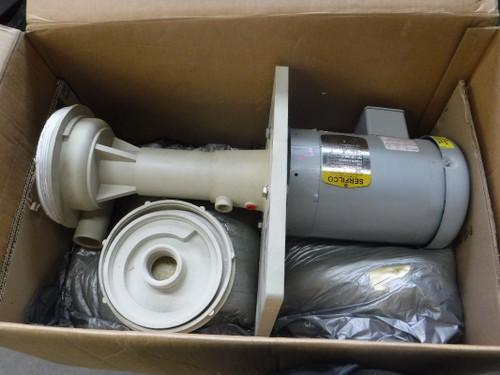 Serfilco IP54 Magnetic Coupled Chemical Pump IP54 35M478S72561 (LOC1634)