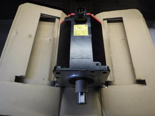 Fanuc AC Servo Motor 230V 18A 3 Phase A06B-2247-B100 (LOC2854B)