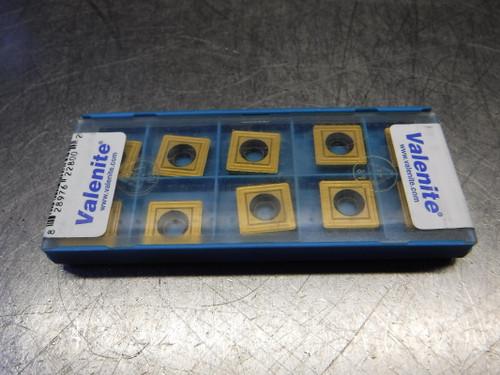 Valenite Carbide Inserts QTY10 SPGH 120308 P-3P / SD 422 P 3P 5045 (LOC1037B)