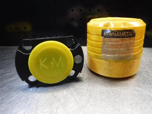 Kennametal KM63 Manual Clamping Unit KM63-NCMF (LOC1320A)