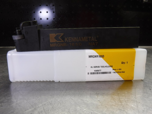"""Kennametal 1"""" Indexable Lathe Tool Holder MRGNR165D (LOC1005A)"""
