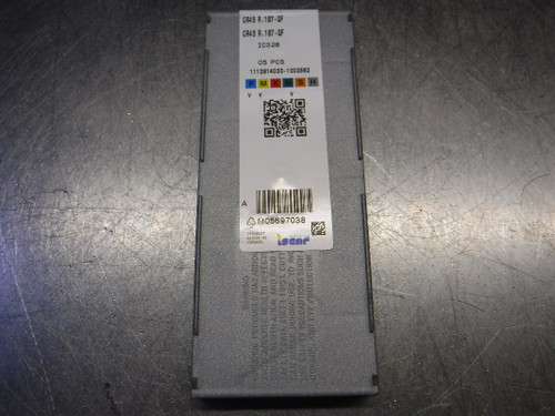 Iscar Carbide Inserts QTY5 CR45 R.187-QF IC328 (LOC1009B)
