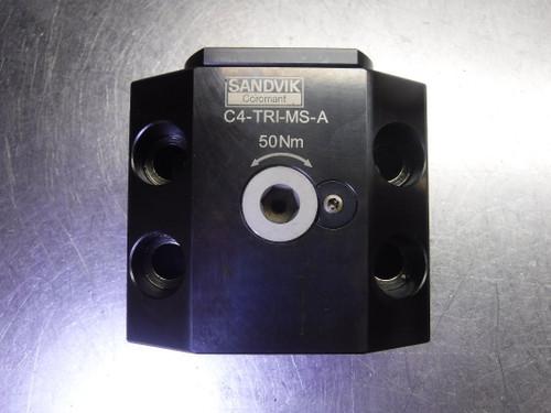 Sandvik Capto C4 Manual Clamping Unit For Mori Seiki C4-TRI-MS-A (LOC1988D)