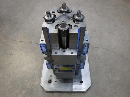"Kurt 4"" ClusterTower 200mm Base 12.5"" Base Width V18725.1 (STK)"