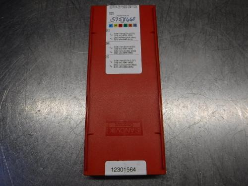 Sandvik Carbide Grooving Head Inserts QTY7 327R14-28 15000-GM 1025 (LOC51)