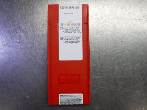 Sandvik Carbide Inserts QTY10 R390-17 04 31M-PM 4220 (LOC2452)