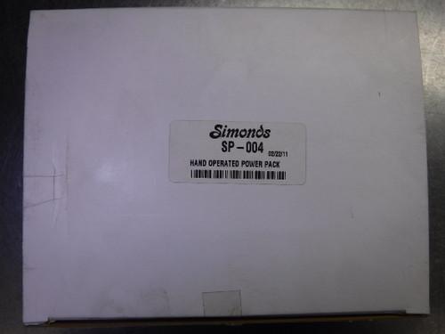 Simonds SQUEEZE-PLIERS Power Pack SP-004 (LOC2459)